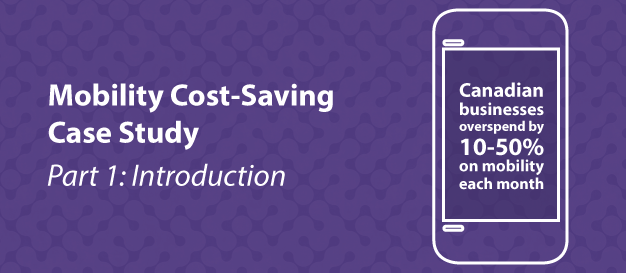 Mobility Cost-Saving Case Study [Part 1]: Introduction