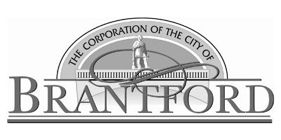 The Corporation of the City of Brantford logo