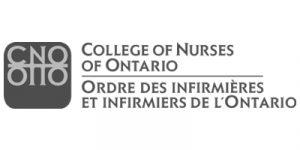 College of Nurses of Ontario logo