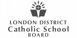 London District Catholic School Board logo