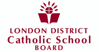 London District Catholic School Board logo